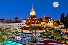 San Diego - Hotel Del Coronado Club