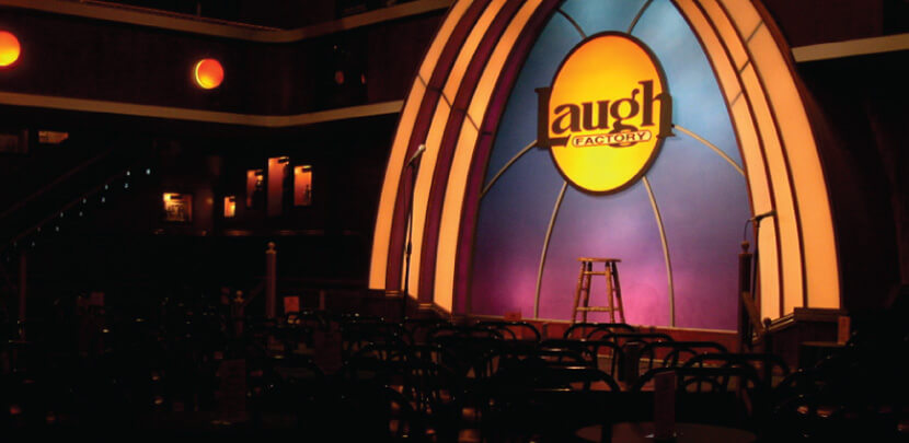 About Laugh Factory