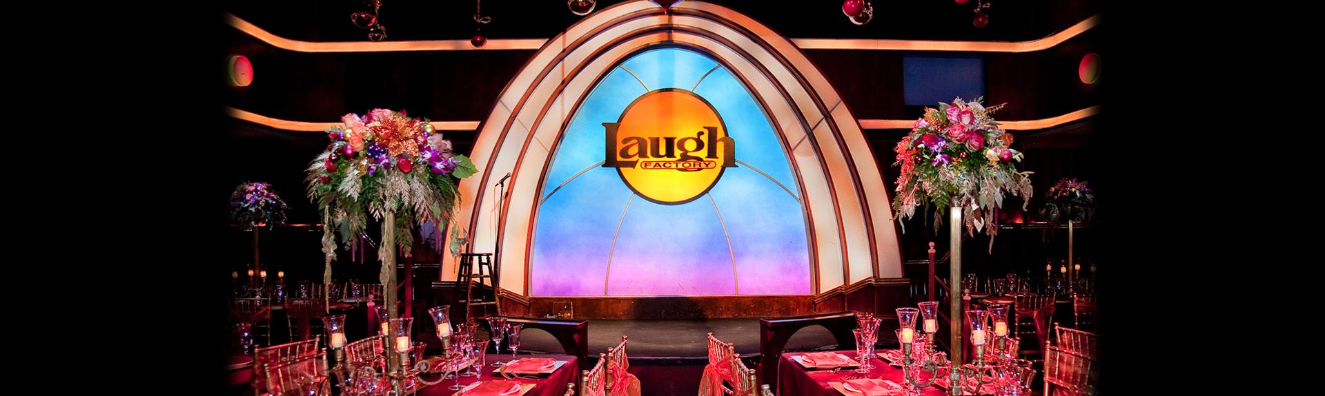 Laugh Factory Tickets Long Beach
